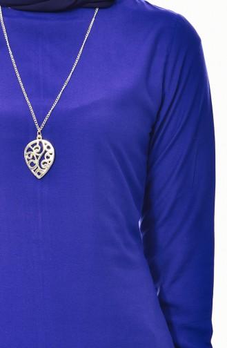 Saxon blue Tuniek 3053-01