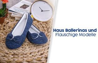 HAUS BALLERİNAS UND FLAUSCHİGE MODELLE