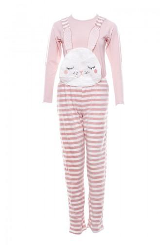 Rosa Pyjama 9469-01