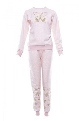 Women´s Pajamas Suit MAN9562-01 Pink 9562-01