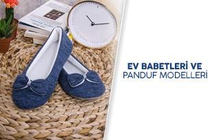 EV BABETLERİ VE PANDUF MODELLERİ