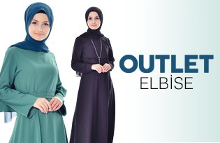 OUTLET ELBİSE