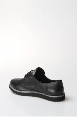 فاست ستيب حذاء للإستخدام اليومي  064Za202 لون اسود 064ZA202-16777229