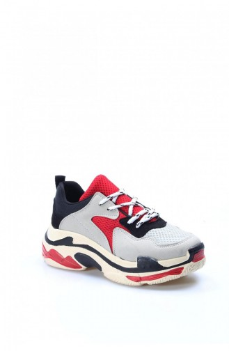 Red Casual Shoes 629ZS085-139-16778702