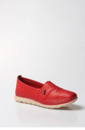 Fast Step Günlük Ayakkabı 864Za101 Kırmızı