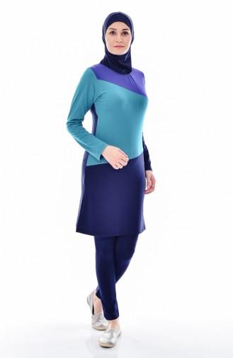 ملابس السباحة أزرق كحلي 262-03
