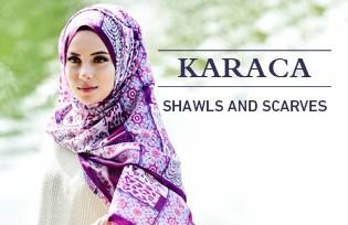 Karaca Exclusive Shawl Scarf