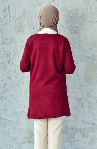 Claret red Tricot 2022-10