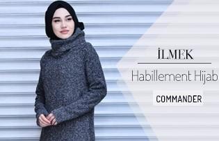 İlmek Habillement Hijab