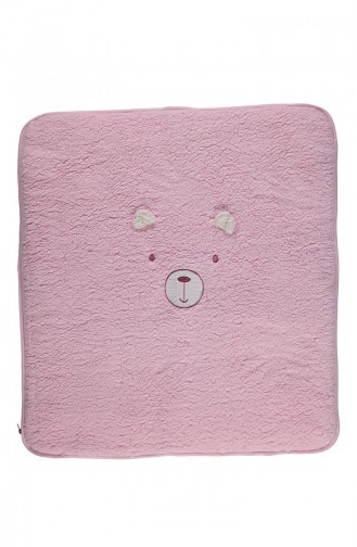 Bebetto Couverture Velsoft B569-04 Rose 569-04