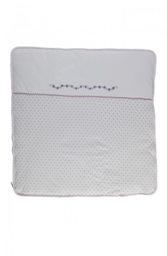 Bebetto Combed Fiber Blanket B579-01 Lila 579-01
