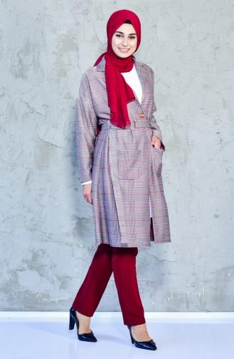 Claret red Jacket 5199-01
