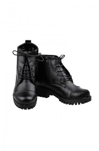 Black Bot-bootie 26031-01