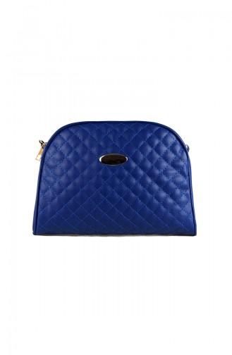 حقيبة كتف أزرق 10455SA