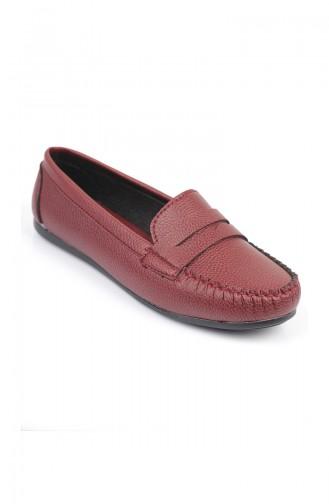 Woman Flat shoe Ballerina 3355-5SS Bordeaux 3355-5SS