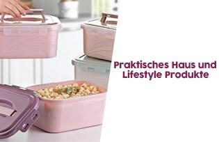 Praktisches Haus und Lifestyle Produkte