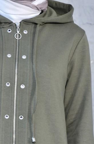 Khaki Sweat shirt 0003-03