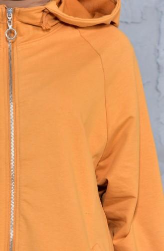 Mustard Sweat shirt 0005-02
