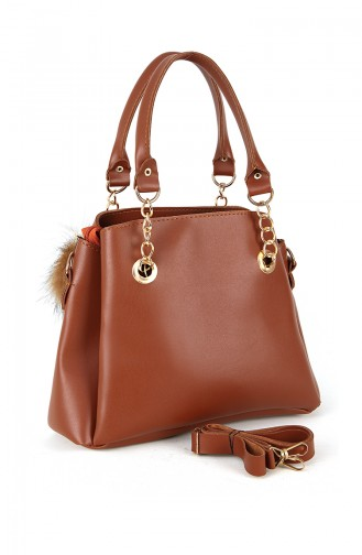 Women´s Shoulder Bag BD10476KA Brown 10476KA