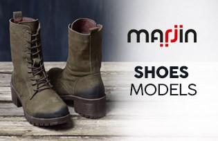 Marjin New Season Shoe Models