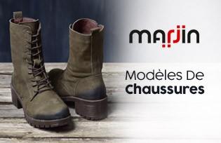 Marjin Modèles de chaussures Nouvelle Saison