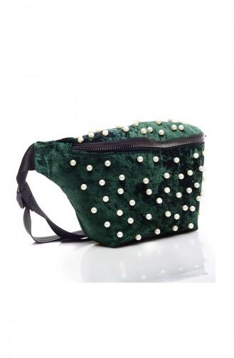Green Belly Bag 1407-6