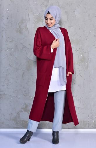 كارديجان أحمر كلاريت 4100-01