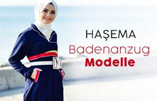 Hijab Burkini Badeanzüge