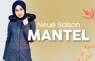 Neue Saison Mantel Modelle