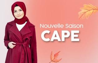 Nouveau Modeles de Cape