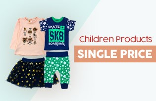 SINGLE PRİCE ON KID PRODUCTS