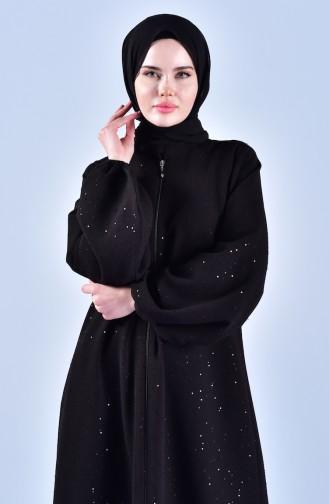 Black Abaya 4006-01