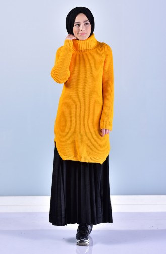 Mustard Sweater 2103-07