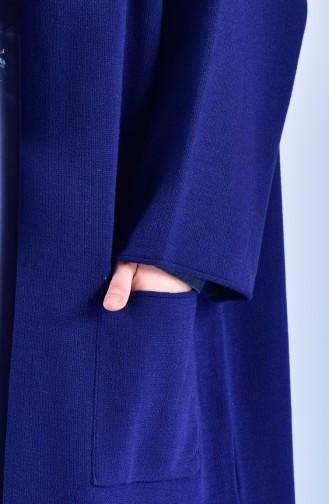 Saxon blue Vest 4100-04