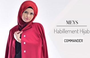 Meys Vêtements Hijab