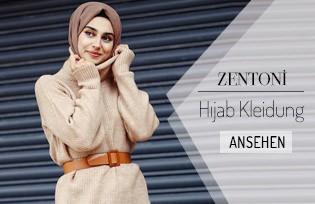 Zentoni Hijab Kleidung