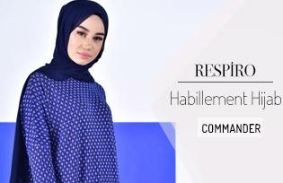 Respiro Vêtement Hijab