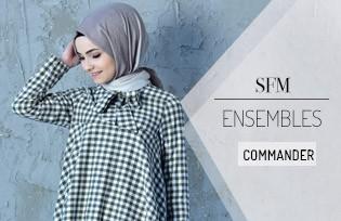Ensemble Hijab SFM