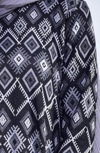 توبانور طقم تونيك وبنطال 2999-03 لون أسود 2999-03