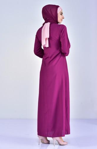 Damson Dress 9012-10