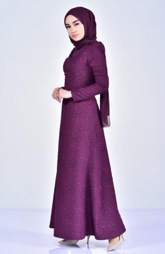 Damson Dress 7221-01