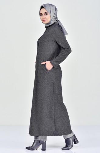 Black Abaya 2036-01