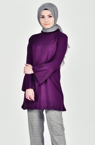 Purple Sweater 2014-09