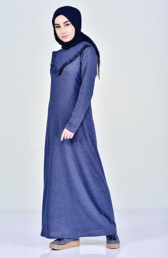 Indigo Dress 2992-05