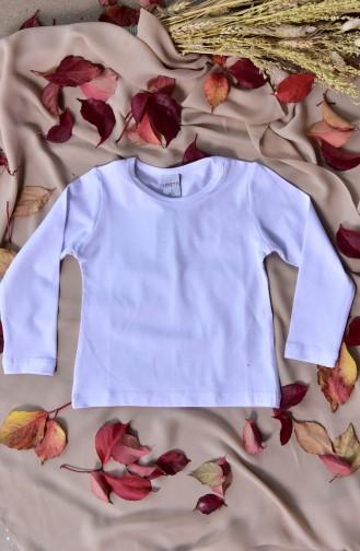 Body Manches Longue Lycra Pour Enfant 1004-01 1004-01