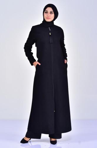 Black Abaya 1005-01