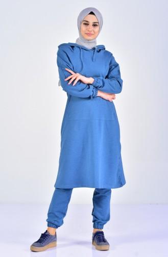 Indigo Sweatsuit 10265-02