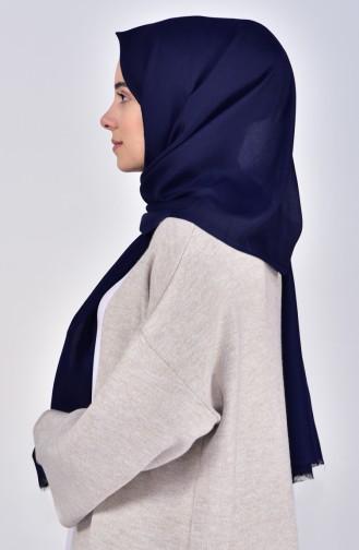 Navy Blue Sjaal 19045-02