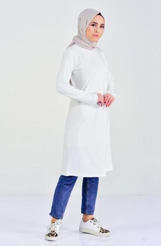 Basic Tunik 0676-05 Ekru