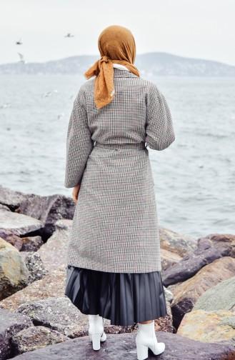Belted Cachet Coat 5111-01 Mink 5111-01